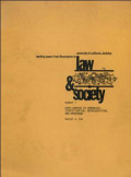 Working Papers From The Program In Law & Society Number 1 Bush-Lawyers In Indonesia: Stratification, Representation, And Brokerage