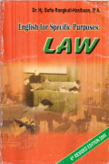 English for Specific Purposes: Law