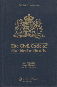 Image of The Civil Code of The Netherlands