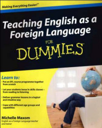 Image of Teaching english as a foreign language for dummies